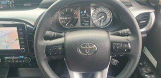 2020 Toyota Hilux GUN126R SR5 Double Cab Blue 6 Speed Sports Automatic Utility