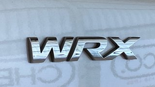 2013 Subaru WRX V1 MY15 AWD White 6 Speed Manual Sedan