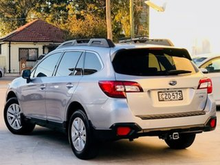 2015 Subaru Outback B6A MY15 2.0D CVT AWD Silver, Chrome 7 Speed Constant Variable Wagon.