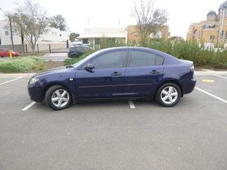 2008 Mazda 3 BK Series 2 Neo Sport Blue Sports Automatic Sedan.