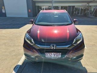 2015 Honda HR-V MY15 VTi-S Red 1 Speed Constant Variable Hatchback