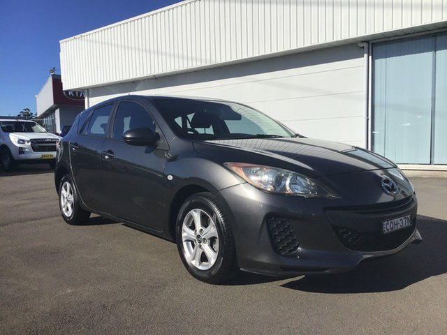 Pre-Owned Mazda 3 BL10F2 MY13 Neo Activematic Cardiff, 2013 Mazda 3 BL10F2 MY13 Neo Activematic Grey 5 Speed Sports Automatic Hatchback