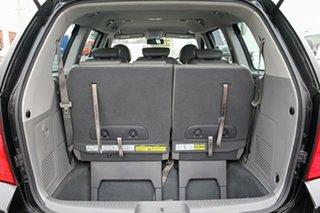 2014 Kia Grand Carnival VQ MY14 SLi Black 6 Speed Sports Automatic Wagon
