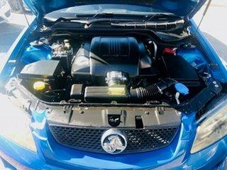 2009 Holden Ute VE MY09.5 SV6 Blue 6 Speed Manual Utility