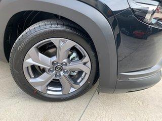 2021 Mazda MX-30 DR2W7A G20e SKYACTIV-Drive Touring Jet Black 6 Speed Sports Automatic Wagon.