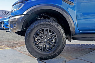 2019 Ford Ranger PX MkIII 2019.00MY Raptor Blue 10 Speed Sports Automatic Double Cab Pick Up