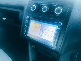 2014 Volkswagen Caddy 2KN MY14 TSI160 SWB Runner White 5 Speed Manual Van