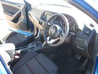 2012 Mazda CX-5 Blue Automatic Wagon.