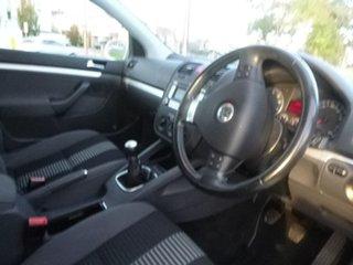 2008 Volkswagen Golf V Edition White Manual Hatchback