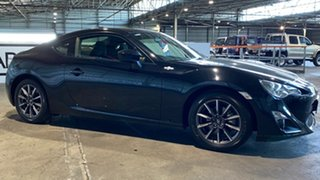 2016 Toyota 86 ZN6 GT Black 6 Speed Manual Coupe.