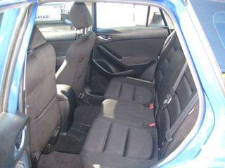 2012 Mazda CX-5 Blue Automatic Wagon