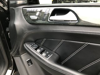 2015 Mercedes-Benz GLE-Class W166 GLE63 AMG SPEEDSHIFT PLUS 4MATIC S Obsidian Black 7 Speed