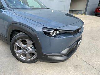 2021 Mazda MX-30 DR2W7A G20e SKYACTIV-Drive Evolve Polymetal Grey 6 Speed Sports Automatic Wagon.