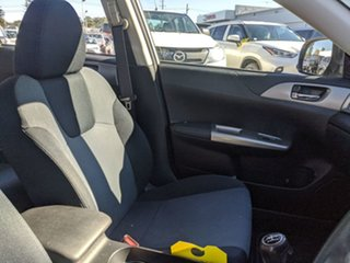 2009 Subaru Impreza G3 MY09 RX AWD Gold 5 Speed Manual Hatchback