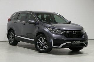2020 Honda CR-V MY21 VTi X (2WD) 5 Seats Bronze Continuous Variable Wagon.