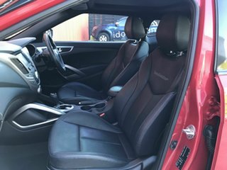 2017 Hyundai Veloster FS5 Series II Coupe D-CT Red 6 Speed Sports Automatic Dual Clutch Hatchback