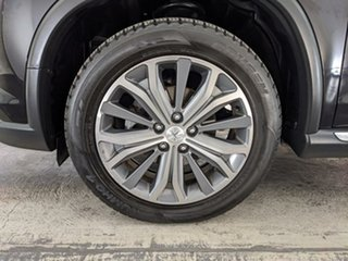2012 Peugeot 4008 MY12 Active 2WD Black 6 Speed Constant Variable Wagon