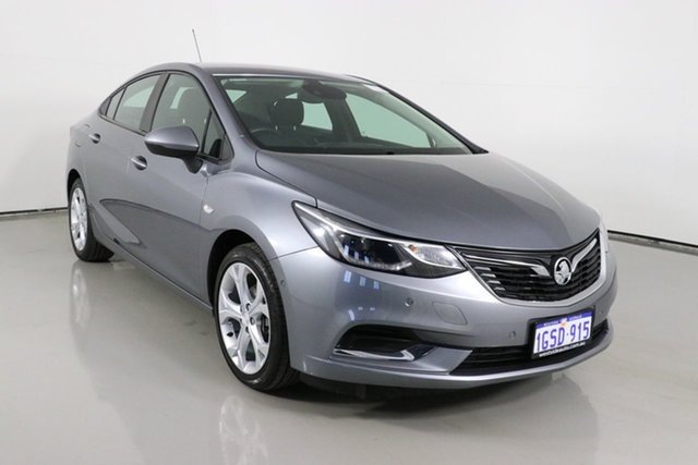 Used Holden Astra BL MY17 LT Bentley, 2018 Holden Astra BL MY17 LT Grey 6 Speed Automatic Sedan