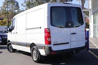 2013 Volkswagen Crafter 2ED1 MY13 35 MWB TDI300 White 6 Speed Manual Van.