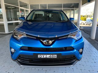 2018 Toyota RAV4 GX Blue Constant Variable Wagon.