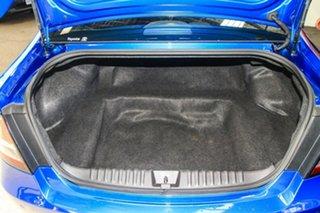 2013 Ford Falcon FG MK2 XR6 6 Speed Auto Seq Sportshift Sedan