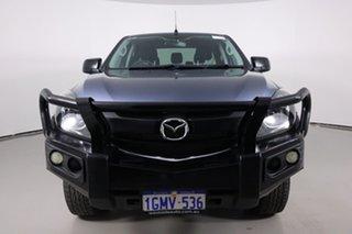 2016 Mazda BT-50 MY16 XT Hi-Rider (4x2) Grey 6 Speed Automatic Dual Cab Utility.