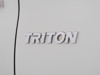 2019 Mitsubishi Triton MR MY19 GLX (4x4) White 6 Speed Manual Double Cab Chassis