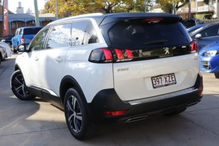2018 Peugeot 5008 P87 MY18 GT Line Pearl White 6 Speed Automatic Wagon