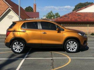 2017 Holden Trax TJ MY17 LT Orange 6 Speed Automatic Wagon.