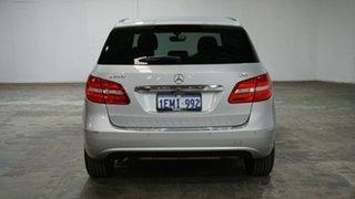 2014 Mercedes-Benz B-Class W246 B200 CDI DCT Silver 7 Speed Sports Automatic Dual Clutch Hatchback