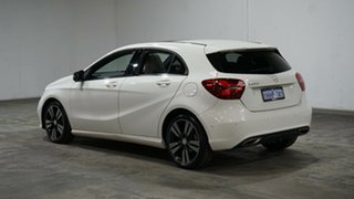 2016 Mercedes-Benz A-Class W176 806MY A200 DCT White 7 Speed Sports Automatic Dual Clutch Hatchback.