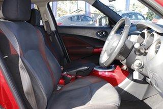 2013 Nissan Juke F15 MY14 ST 2WD 40th Anniversary Quartz 1 Speed Constant Variable Hatchback