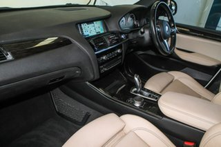 2017 BMW X3 F25 MY17 xDrive 20I White 8 Speed Automatic Wagon