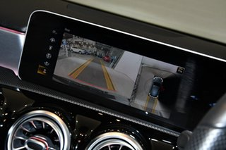 2019 Mercedes-Benz A-Class W177 A180 DCT Black 7 Speed Sports Automatic Dual Clutch Hatchback