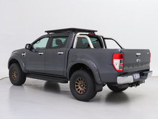 2019 Ford Ranger PX MkIII MY19.75 XLT 3.2 (4x4) Grey 6 Speed Automatic Double Cab Pick Up