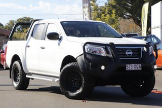 2017 Nissan Navara D23 S2 SL White 6 Speed Manual Utility.