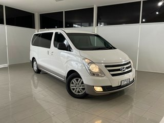 2016 Hyundai iMAX TQ3-W Series II MY17 White 4 Speed Automatic Wagon.