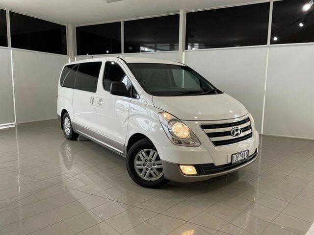 Used Hyundai iMAX TQ3-W Series II MY17 Deer Park, 2016 Hyundai iMAX TQ3-W Series II MY17 White 4 Speed Automatic Wagon