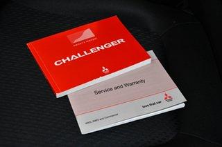 2015 Mitsubishi Challenger PC (KH) MY14 Silver 5 Speed Manual Wagon