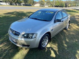 2006 Holden Commodore VE Omega Gold 4 Speed Automatic Sedan.