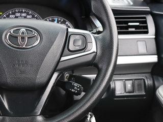 2015 Toyota Camry ASV50R MY15 Altise White 6 Speed Automatic Sedan