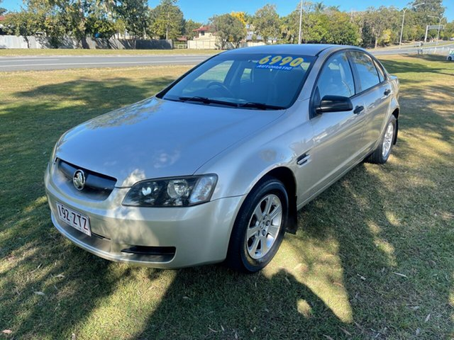 Used Holden Commodore VE Omega Clontarf, 2006 Holden Commodore VE Omega Gold 4 Speed Automatic Sedan