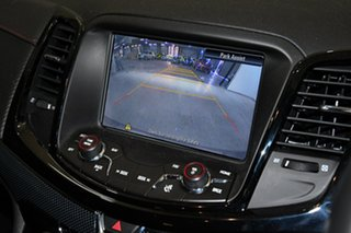 2014 Holden Commodore VF MY14 SS Storm Black 6 Speed Manual Sedan