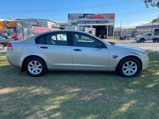 2006 Holden Commodore VE Omega Gold 4 Speed Automatic Sedan