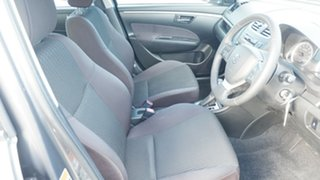 2014 Suzuki Swift FZ MY14 GL Grey 4 Speed Automatic Hatchback