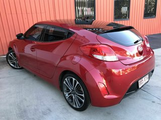 2017 Hyundai Veloster FS5 Series II Coupe D-CT Red 6 Speed Sports Automatic Dual Clutch Hatchback.