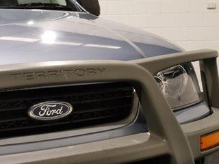 2007 Ford Territory SY SR AWD Grey 6 Speed Sports Automatic Wagon