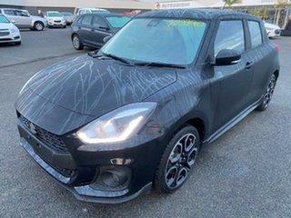 2018 Suzuki Swift AZ Sport Black 6 Speed Manual Hatchback