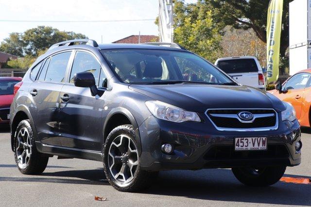 Used Subaru XV G4X MY14 2.0i AWD Toowoomba, 2014 Subaru XV G4X MY14 2.0i AWD Grey 6 Speed Manual Wagon