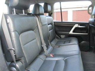 2019 Toyota Landcruiser VDJ200R VX White 6 Speed Sports Automatic Wagon